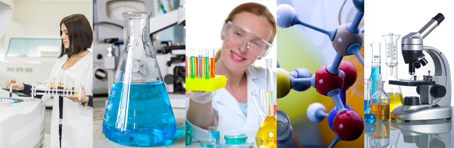 EQUIPMENT & PRODUCTS FOR LABORATORY USE